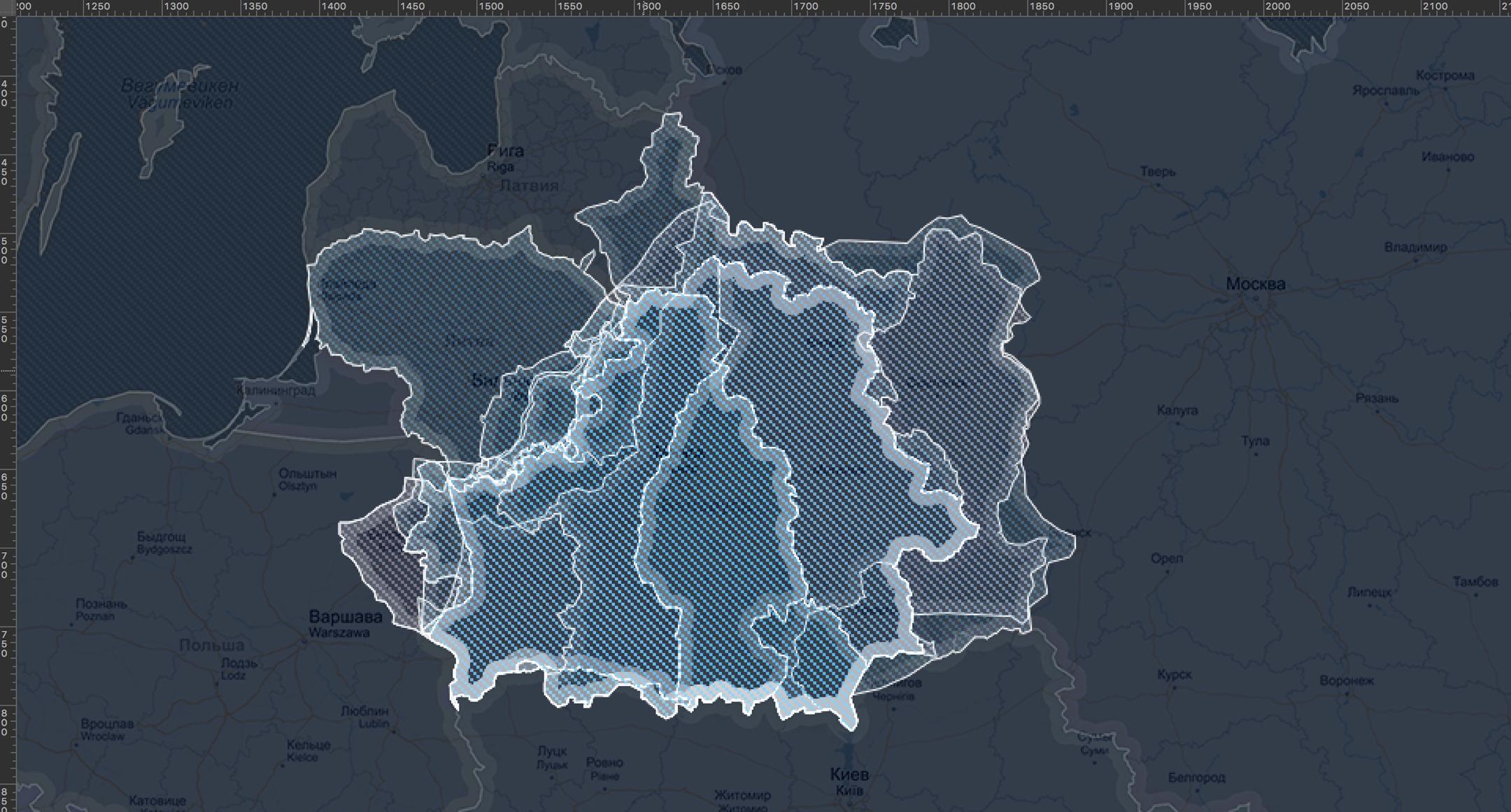 map-process-borders
